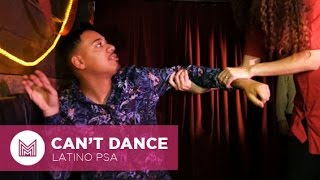 Latinos Who Can't Dance Association