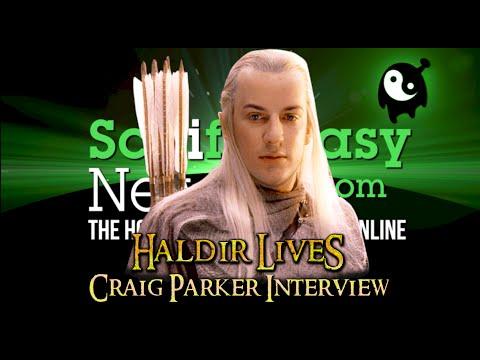 Haldir Lives   Craig Parker