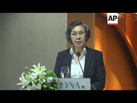 UN envoy urges Myanmar government on reform