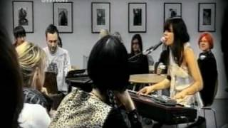Bat For Lashes singing Daniel live on Sound/Switch