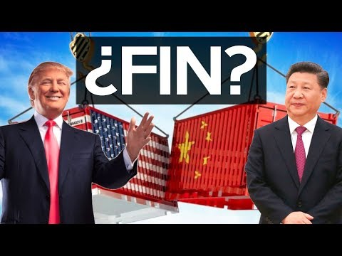 Terminó la Guerra Comercial entre entre EEUU y CHINA?