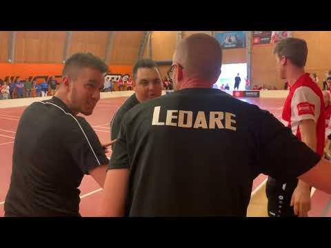 Prague Games semifinal: Älvstranden vs Zug, Period 2 (Innebandy / Floorball)