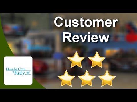 Honda Cars Of Katy Reviews By Virgo567 Youtube