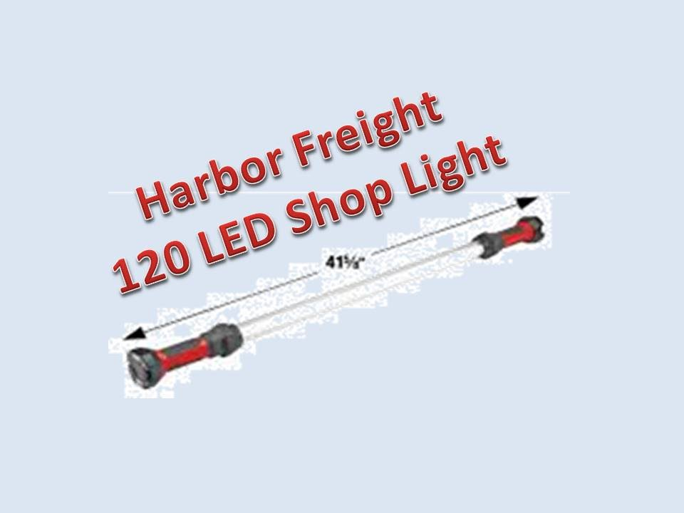 Harbor Freight 120 Led Work Light Decoratingspecial Com
