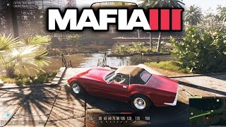 MAFIA 3 - Full Map Explored! Free Roam Gameplay! A Walkthrough of the Entire Map!
