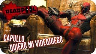 DEBÍ JUGAR ANTES ESTO DEADPOOL GAMEPLAY PC ESPAÑOL