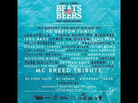 Beats X Beers FLINT LIVE PERFORMANCES