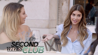 Mohamed Hadid & Shiva Safai Play Matchmaker | Second Wives Club | E!