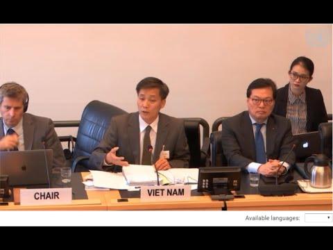 Truyền hình VOA 14/3/19: VN bị cáo buộc 'xảo ngôn' tại phiên điều trần nhân quyền LHQ