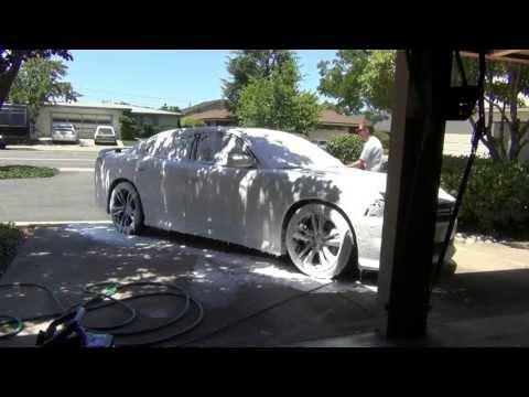 Craftsman 2000psi/1.8gpm Gas Pressure Washer + MTM Foam Lance Demonstration Vlog