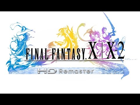 Final Fantasy X|X-2 Coming to Steam
