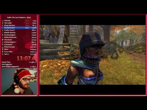 Fable: The Lost Chapters - Any% Speedrun [Beaten] 1:20:26