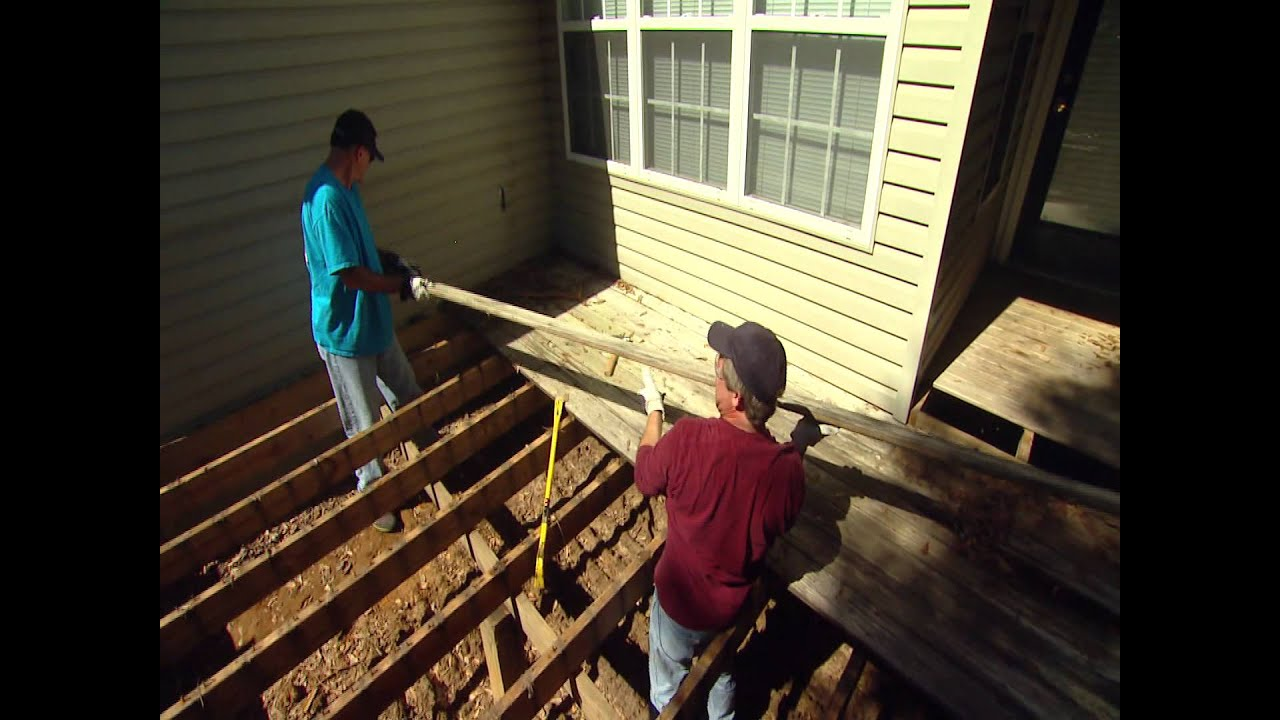 Resurface Your Current Deck | Trex