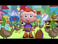 Super Why 318 | Mathis' Book of Why | Cartoons for Kids