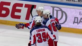 16.02.18 / Tigers - Red Army / Highlights
