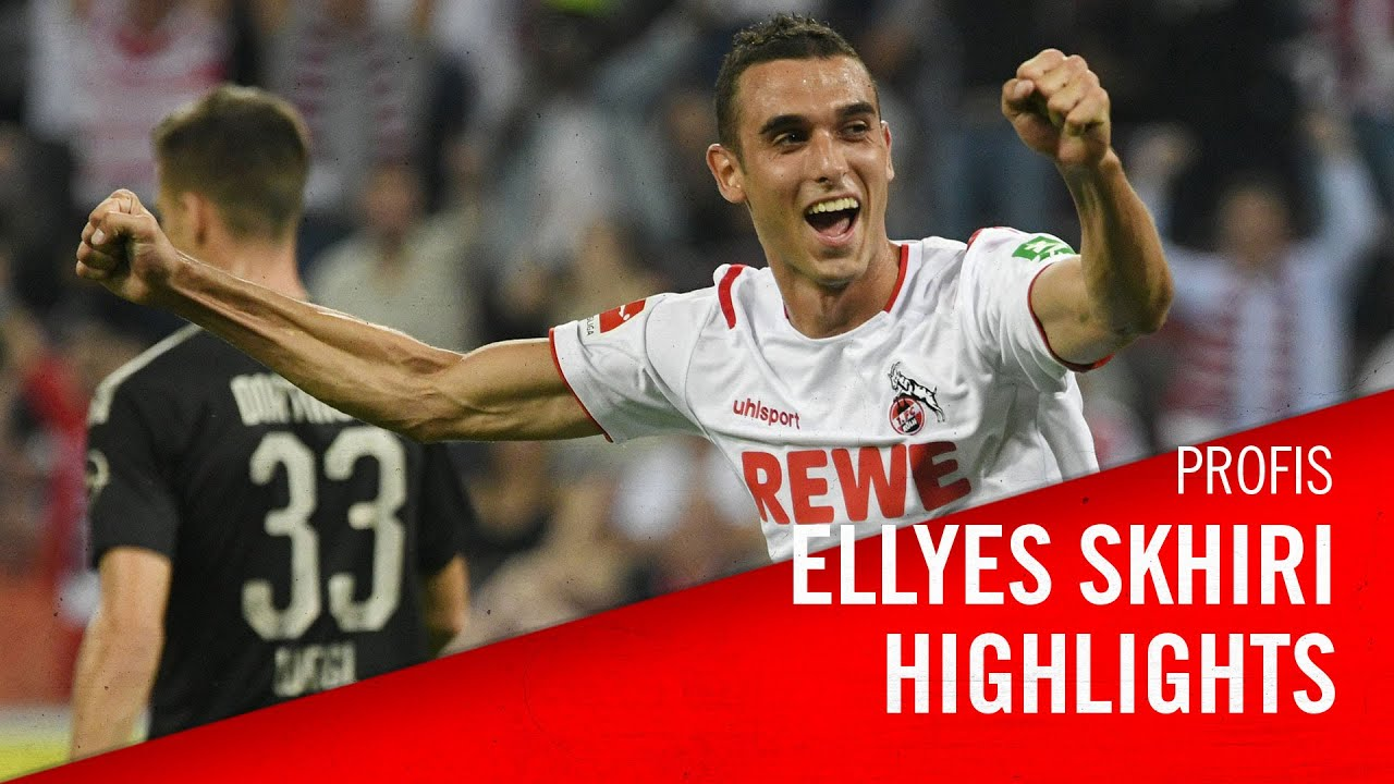 ELLYES SKHIRI: Highlights 2019/20 | 1. FC Köln | Bundesliga | TOR GEGEN FREIBURG