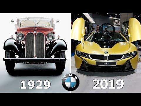 BMW Evolution: 1929 - 2019