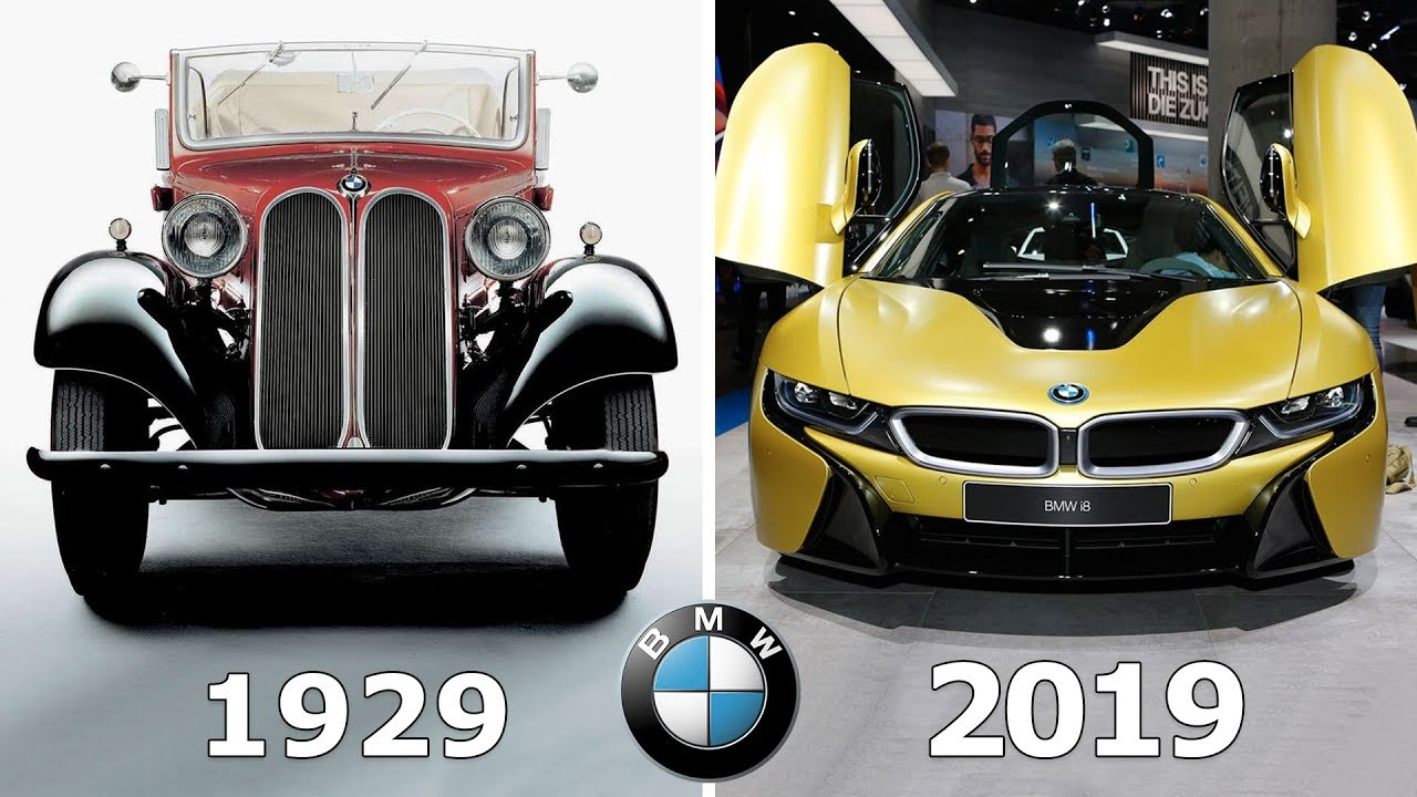 (VIDEO) - BMW Evolution: 1929 - 2019