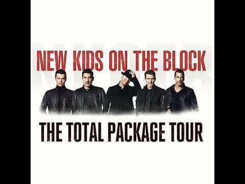 New Kids on The Block (NKOTB): The Total Package Tour - San Diego, CA