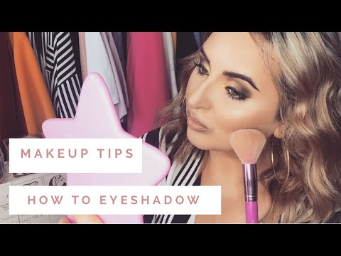 Makeup tips | How to apply eyeshadow | Affordable makeup from Morphe