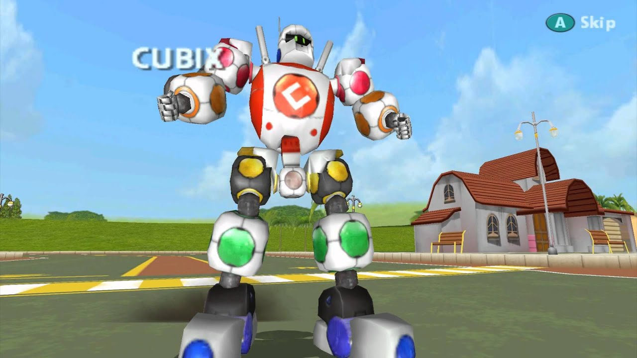 Cubix Robots For Everyone Toys : Dolphin emulator cubix robots for everyone