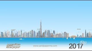 The History Of Dubai's Skyscrapers 1978  2020  A Timeline Of Dubai's Buildings Past To Future.