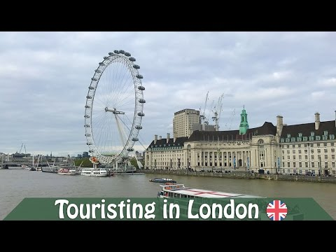 Top 7 Central London Tourist Attractions | Vlog (Londoners vs Tourists)