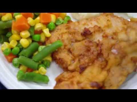 How To Make Southern Fried Pork Chops