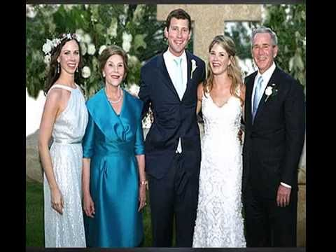 Jenna Bush Wedding Photos