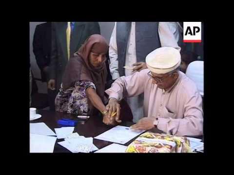 PAKISTAN: CHILDREN FREED FROM SAUDI ARABIA