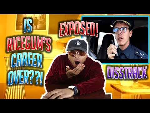 IDUBBBZ EXPOSES RICEGUM!!!! | Asian Jake Paul (feat. Boyinaband) *DISS TRACK* REACTION!!!