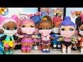 ВСЕ #КУКЛЫ #ЛОЛ СЮРПРИЗ ЗАБОЛЕЛИ! #оставайтесьдома #Мультик с куклами ЛОЛ Барби для детей