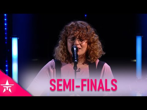 Beth Porch: Nurse Leaves Judges On TEARS With Another Powerful Original!  Britain's Got Talent 2020