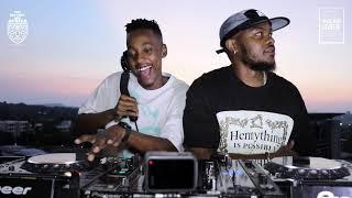 Amapiano Live Balcony Mix Africa B2B Mas Masiq Live BlackBrick Sandton Edition Two | S2 | EP 10