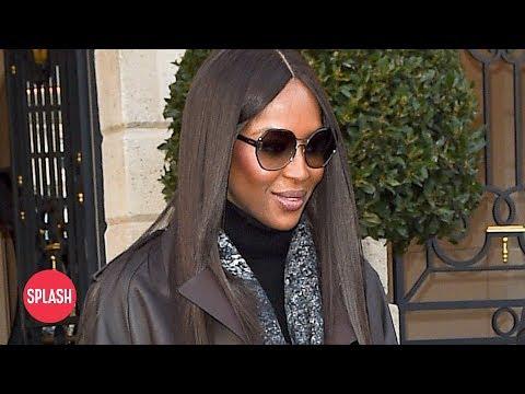 Is Naomi Campbell Dating Rapper Skepta? | Daily Celebrity News | Splash TV