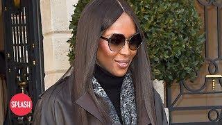 Is Naomi Campbell Dating Rapper Skepta?   Daily Celebrity News   Splash TV