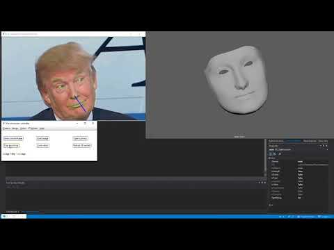 FaceAnimator: a markerless, monocular, real-time, 3D facial motion capture system