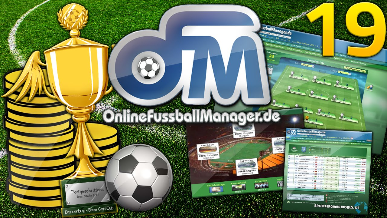 fußball manager 19