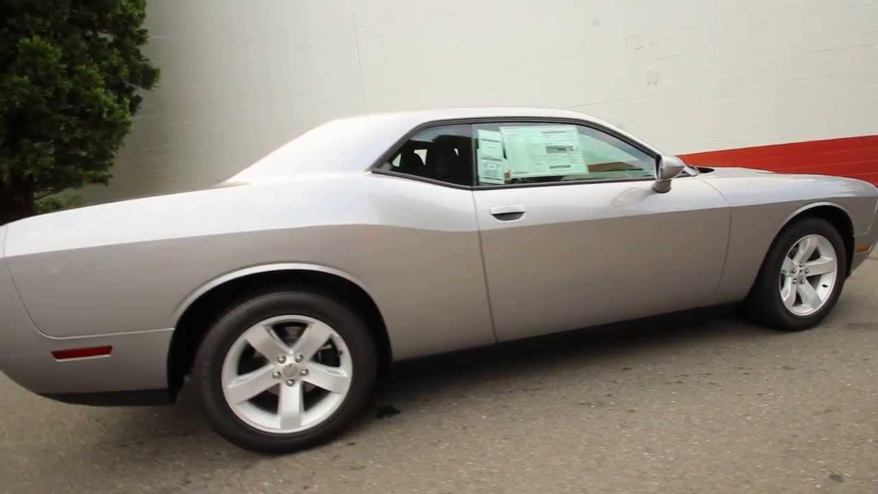 78687855 2013 Dodge Challenger Sxt