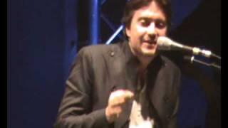Cristiano de André Discorso su Verranno a chiederti del nostro amore e sull'utopia (Live)