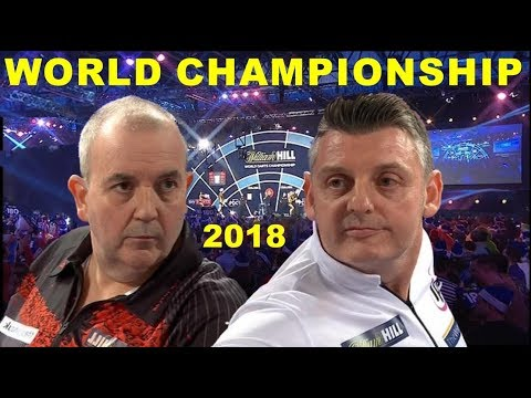 Taylor v Pipe (R2) 2018 World Championship Darts