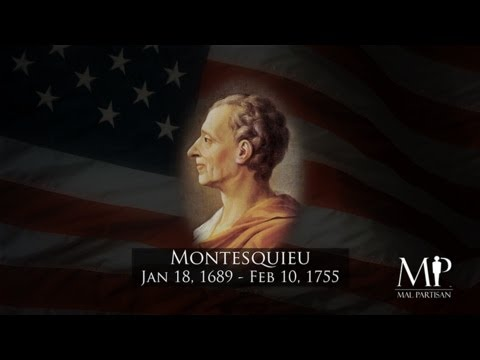 O.A.R. Ep. 24: Montesquieu