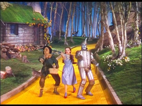 ♩ We're Off To See The Wizard(The Wizard of Oz, 1939)