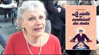 Anne-France Dautheville - La vieille qui conduisait des motos