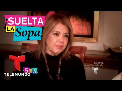 Suelta La Sopa | Isela Vega revela secretos de Juan Gabriel | Entretenimiento