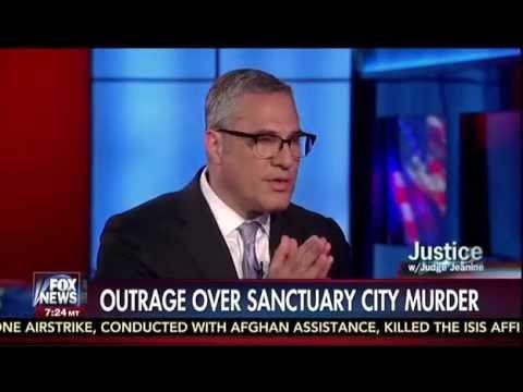 Immigration Lawyer Michael Wildes Debates Sanctuary Cities ...