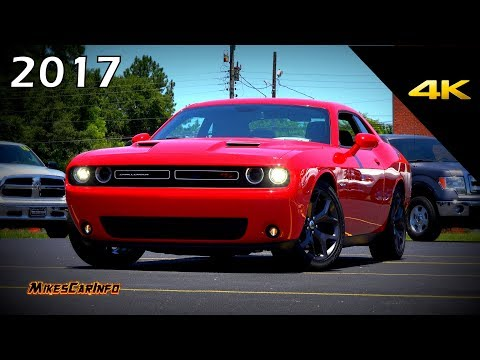 2017 Dodge Challenger R/T Super Track Pak - Detailed Look in 4K