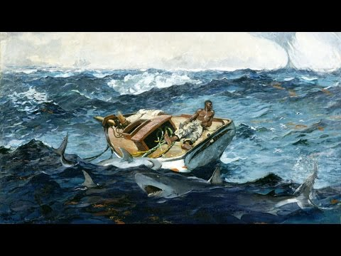 Winslow Homer - American treasures of landscape paintings / Integrity of nature