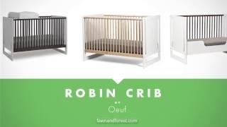 Oeuf Robin Crib - Checkout The Oeuf Robin Crib At Fawnandforest.com