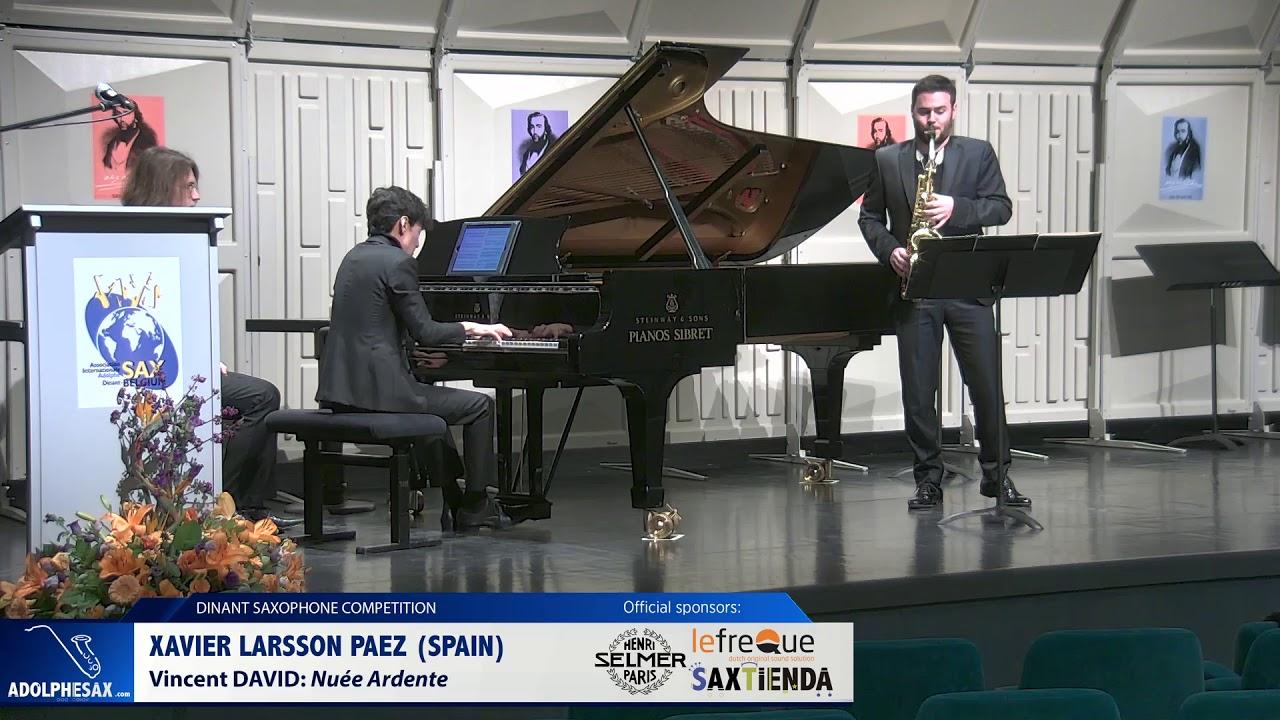 Xavier Larsson Paez (Spain) – Nuée Ardente by Vincent David (Dinant 2019)